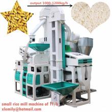 heißer Verkauf kombiniert 10 Tonnen Reismühle und Preis