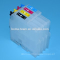 Cartouche d'état vide et puce resetter pour ricoh GX3000 GX7000 GX5000 GX2500 imprimante réservoir d'encre usagée pour ricoh gc21