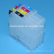 Ink cartridges wholesale for ricoh 31 refillable ink cartridge for ricoh GXE 2600 3300 3300N 3350N 5050N 5500 5550N 7700