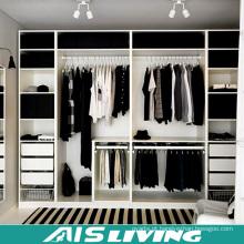 Armário lustroso alto do vestuário da mobília da pintura (AIS-W600)