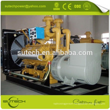 Cheap price 400kw Shangchai generator with Shangchai SC25G610D2 new engine