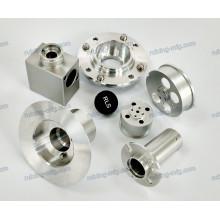 Pièce en aluminium de service de machine pour des accessoires industriels