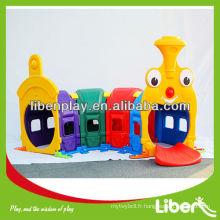 Diapositives Indoor Kids à vendre LE.HT 002, tunnel en plastique de haute qualité