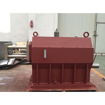 twin screw extruder high efficiency gear box