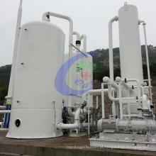 Linha de produção de metalurgia de alta eficiência tratamento de lodo