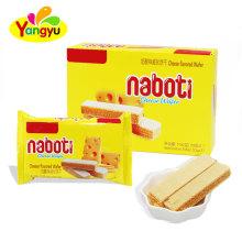 Salt Cheese Flavor Wafer Sandwich Biscuits Snack