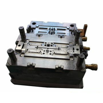 IML/IMD injection moulding for plastic parts