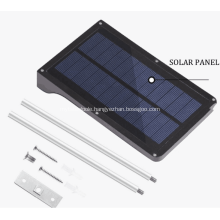 LED motion sensor solar street lights