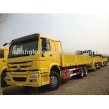 Camión del cargo de 6X4 336HP HOWO del motor diesel Sinotruk para la venta