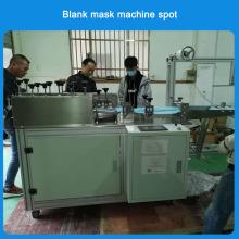 Machine de soudage par points à masque jetable