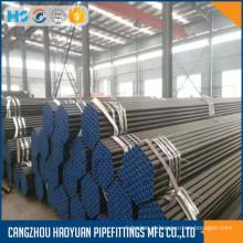 Tubos de aço sem costura laminados a alta temperatura