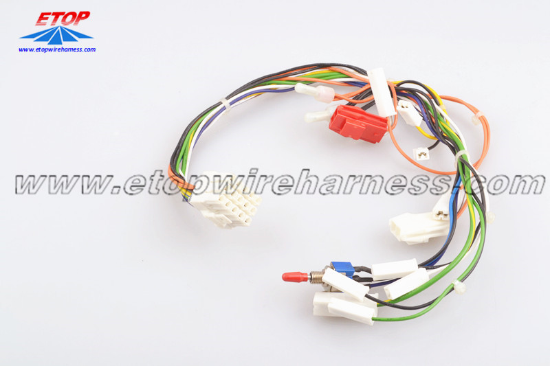 Electrical Switch Wiring Assembly