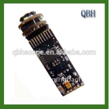 0.45mega pixels endoscope camera parts,CMOS camera module board