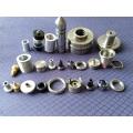 Piston amovible en acier à bouton en plastique nylon