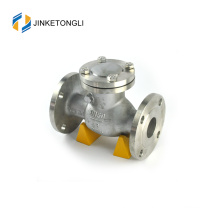 JKTLPC084 low pressure carbon steel flow control in line check valve