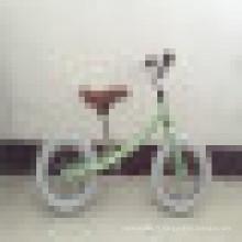 Européenne de 12 pouces vélo d'équilibre avec le certificat de