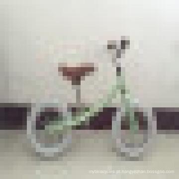 Europeia de bicicleta de equilíbrio de 12 polegadas com certificado do Ce
