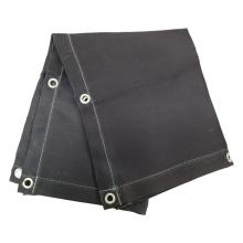 Revestimento de silicone Cobertor à prova de fogo / Cobertor à prova de fogo de fibra de carbono
