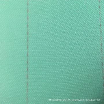 Tissu rond de maille de dessiccateur de polyester pour sécher des papiers