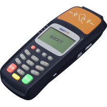 Wireless Handheld Pos Terminal, Pos Payment Terminal With Barcode Scan