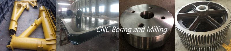 OEM cnc milling and boring