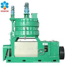 Henan Huatai soybean cold press oil machine