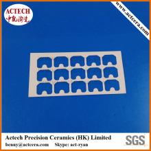 Подложки керамики глинозема Al2O3 точность лазерной резки