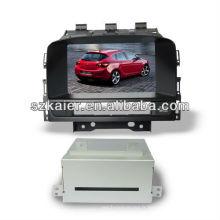 HIFI subwoofer wince système voiture multimédia pour OPEL Astra J / Buick Excelle GT avec 3G / Bluetooth / TV / IPOD / MP4 / MAP / multilingue