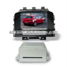 HIFI subwoofer wince system car multimedia for OPEL Astra J/Buick Excelle GT with 3G/Bluetooth/TV/IPOD/MP4/MAP/multi-language