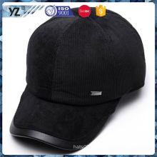 Most popular OEM quality adjustable blank baseball caps wholesale price