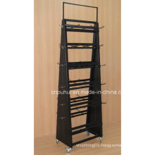 Double Sides Metal Rack Display (PHY3008)
