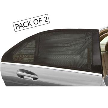 Pare-soleil de couverture de fenêtre de voiture solaire de maille de visière de rideau