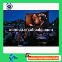 Backyard square movie screen para la venta