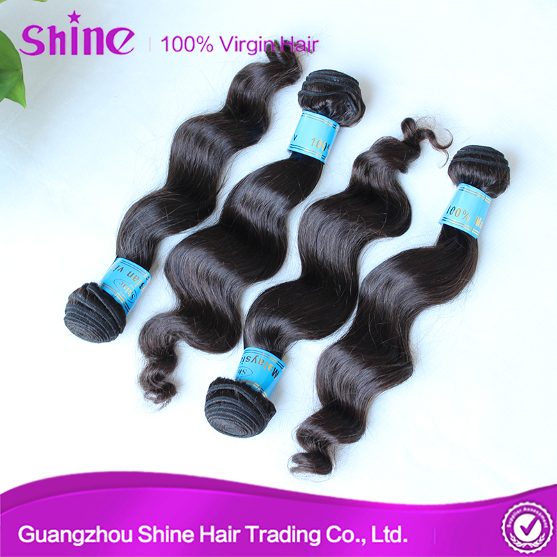 no tangle no shedding loose wave hair bundles