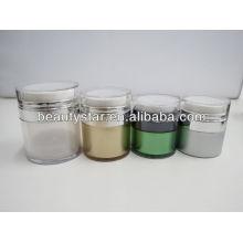 Airless Cosmetic Acrylic Jar