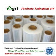 Película de sretch de material de embalagem para embalagem de paletes