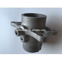 Tubo de fundición de aluminio de aluminio personalizado