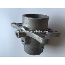Customized aluminum sand casting tube
