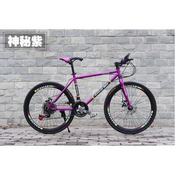 Bicicleta de montaña de aleación de aluminio de 24 '' de alta calidad