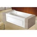 High Quality Simple Apron Built-in Bathtub