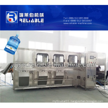 Complete 5 Gallon Barrel Water Filling Line Machine