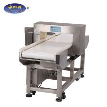 Machine de détection de vêtements alimentaires en métal