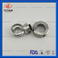Food grade stainless steel DIN Union with seals