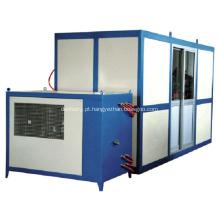 Máquina de limpeza ultra-sônica de fase gasosa