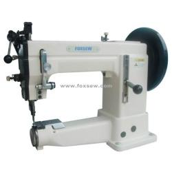 Maszyna do szycia z pojedynczą igłą i podajnikiem cylindrycznym (wyjątkowo ciężka)