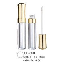 Round Lip Gloss Case LG-660