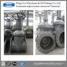 gost cast water DN150 gate valve manufacturer