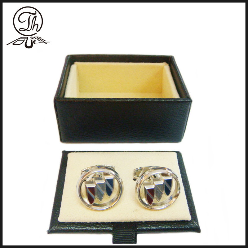 Personalized logo OEM Cufflinks