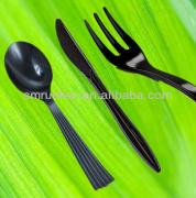 disposable plastic tableware