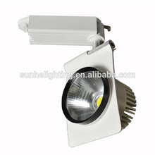 High global track lighting clothing store led track light housing led track light 35w 45w